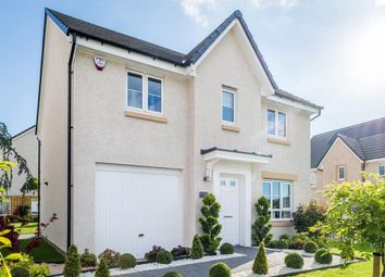 "Thumbnail 4 bed detached house for sale in ""Fenton"" at South Larch Road, Dunfermline"