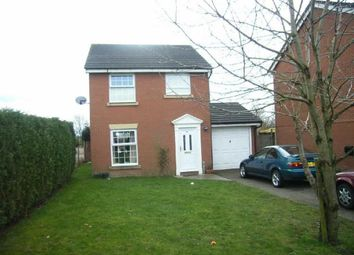 Thumbnail 3 bed detached house for sale in Maple Avenue, Oswestry