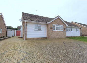 2 bed semi-detached bungalow for sale in Butchers Lane, Walton On The Naze CO14