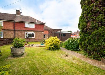 Thumbnail 3 bed terraced house for sale in Skyllings, Newbury