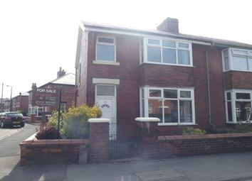 Thumbnail 3 bed property to rent in Cross Street, Leyland