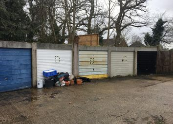 Thumbnail Parking/garage for sale in Garages, Sycamore Road, Farnborough, Hampshire
