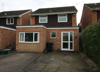 Thumbnail 3 bed detached house for sale in Carisbrooke Road, Mitcheldean