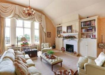 Thumbnail 4 bedroom flat for sale in Wyfold Court, Kingwood, Henley-On-Thames, Oxfordshire