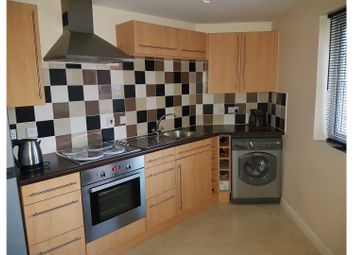 Thumbnail 2 bed flat for sale in Boatman Drive, Etruria, Stoke-On-Trent