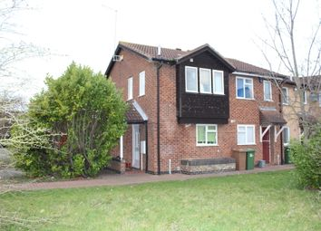 Thumbnail 2 bedroom end terrace house for sale in Martinsbridge, Parnwell, Peterborough