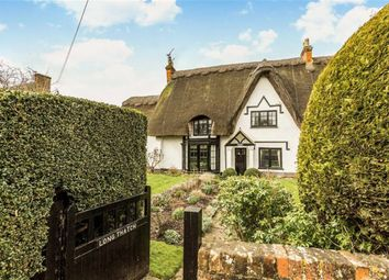 Thumbnail 4 bed cottage to rent in High Street, Uffington, Oxon