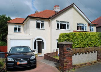 Thumbnail 4 bed semi-detached house for sale in Westmoreland Road, Douglas, Isle Of Man