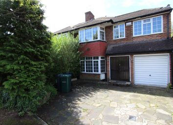 Thumbnail 3 bed semi-detached house to rent in Parsons Crescent, Edgware