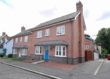 Thumbnail 2 bed semi-detached house for sale in Kings Acre, Coggeshall, Essex