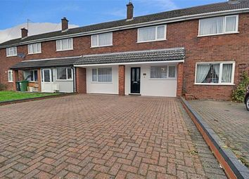 Thumbnail 3 bed terraced house for sale in Windermere Drive, Warndon, Worcester