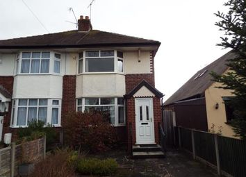 Thumbnail 2 bed semi-detached house for sale in Chester Road, Huntington, Chester, Cheshire