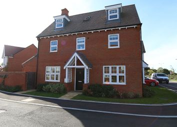 Thumbnail 5 bed detached house for sale in Hutchings Lane, Wareham, Dorset