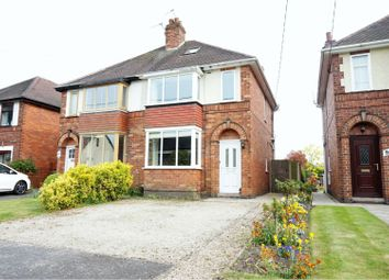 Thumbnail 2 bed semi-detached house for sale in Ashby Road, Newbold Coleorton