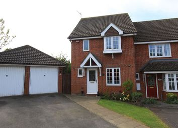 Thumbnail 3 bed end terrace house for sale in 46, Sutherland Beck, Didcot, Oxfordshire