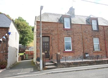 Thumbnail 2 bed semi-detached house for sale in Park Place, Lockerbie