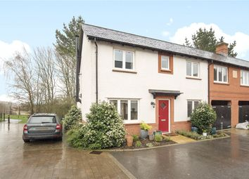 Thumbnail 4 bed semi-detached house for sale in Cassandra Road, Winchester, Hampshire
