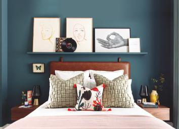 Thumbnail 2 bedroom flat for sale in Abbey Road Cross, London