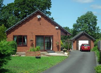 Thumbnail 3 bed detached bungalow for sale in 27 Goylands Close, Howey, Llandrindod Wells, Powys