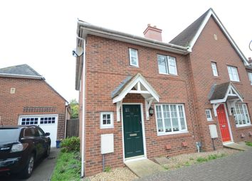 Thumbnail 3 bed end terrace house to rent in Wintney Street, Fleet