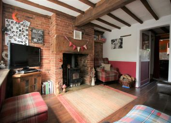 Thumbnail 2 bed cottage for sale in Bank Hill, Woodborough, Nottingham