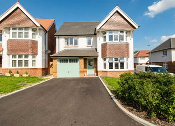 Thumbnail 4 bed detached house for sale in Quadrille Avenue, Sittingbourne
