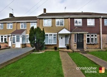 Thumbnail 3 bed terraced house to rent in Berkley Avenue, Waltham Cross, Hertfordshire