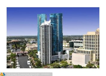 Thumbnail 3 bed town house for sale in 333 Las Olas Way 3706, Fort Lauderdale, Fl, 33301