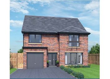 "Thumbnail 4 bedroom detached house for sale in ""Ivory Cragside"" at Bradley Hall"