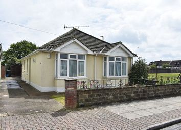 Thumbnail 3 bed bungalow for sale in Homefield Road, Drayton, Portsmouth