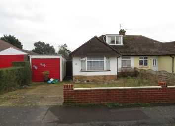 Thumbnail 4 bed semi-detached house for sale in Silverdale Drive, Waterlooville