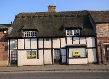 Thumbnail 2 bed terraced house for sale in Bell Street, Princes Risborough, Buckinghamshire