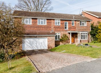 Thumbnail 5 bed detached house for sale in Bramble Rise, Cobham