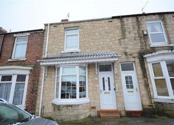 Thumbnail 2 bed terraced house for sale in Osborne Street, Shildon