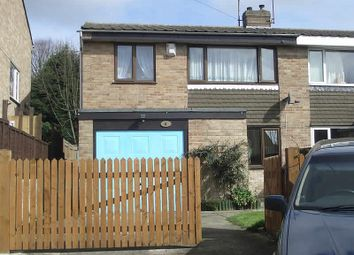 Thumbnail 3 bed semi-detached house to rent in Hawthorn Rise, Westrip, Stroud
