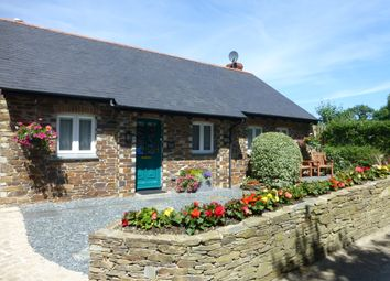 Thumbnail 4 bed detached house for sale in Mellingey, St Issey