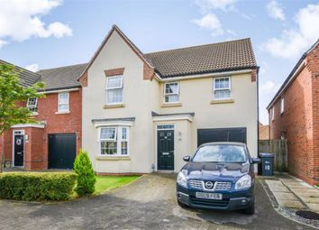 Thumbnail 4 bed detached house for sale in Barnard Park, Kingswood, Hull, East Yorkshire