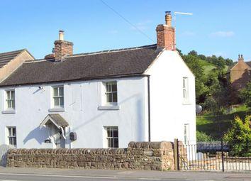 Thumbnail 2 bed semi-detached house for sale in Ashbourne Road, Blackbrook, Belper
