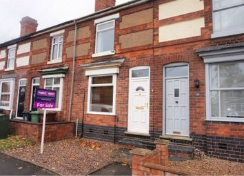 Thumbnail 3 bed terraced house for sale in Green Lane, Walsall