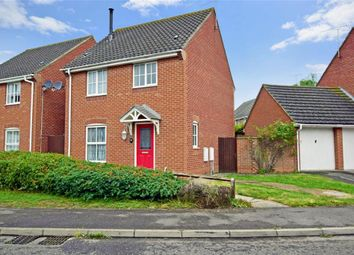 Thumbnail 3 bed detached house for sale in Tiree Chase, Wick Meadows, Wickford, Essex