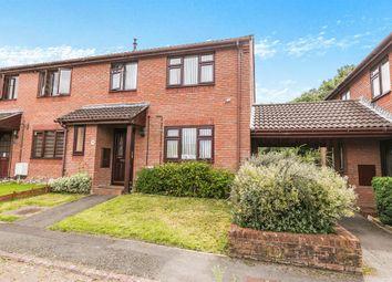 Thumbnail End terrace house for sale in Oak Tree Close, Shotton, Deeside