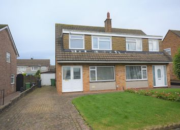 3 bed semi-detached house for sale in Monkstone Rise, Rumney, Cardiff. CF3