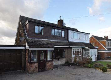 Thumbnail 3 bedroom semi-detached house for sale in Quarry Rise, Stalybridge