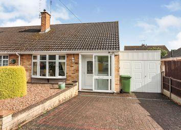 Thumbnail 2 bed bungalow for sale in Delamere Road, Bedworth, Warwickshire