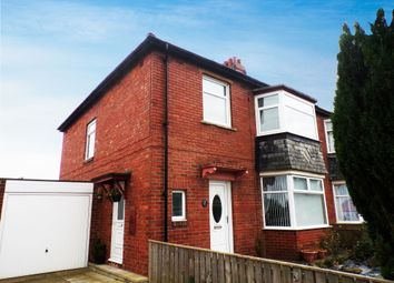 Thumbnail 2 Bed Flat For Sale In Warrington Road Fawdon Newcastle Upon Tyne