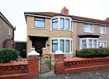 Thumbnail 3 bed end terrace house for sale in Borrowdale Avenue, Fleetwood