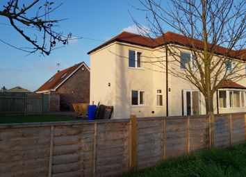 Thumbnail 3 bed semi-detached house for sale in Cross Lane, North Frodingham, Driffield