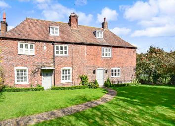 Sadlers Hill, Goodnestone, Canterbury, Kent CT3. 4 bed detached house for sale