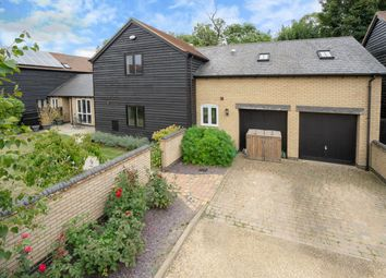 Thumbnail 4 bed detached house for sale in Church Street, Litlington, Royston