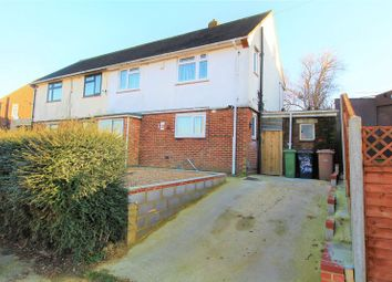 3 bed semi-detached house for sale in Long Croft Road, Luton LU1